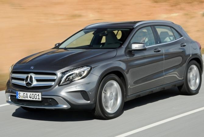 Mercedes-Benz GLA 200 CDI: para practicar el SUV con clase