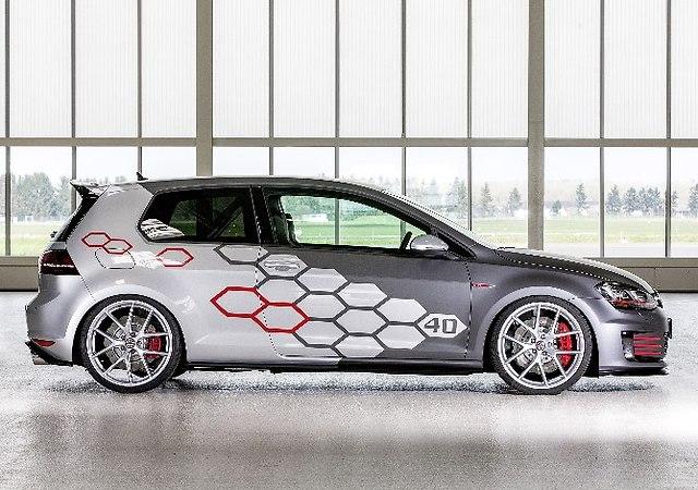 Volkswagen GTI Heartbeat: los 400 CV con los que el GTI deleitará a su público en un 40 cumpleaños muy potente