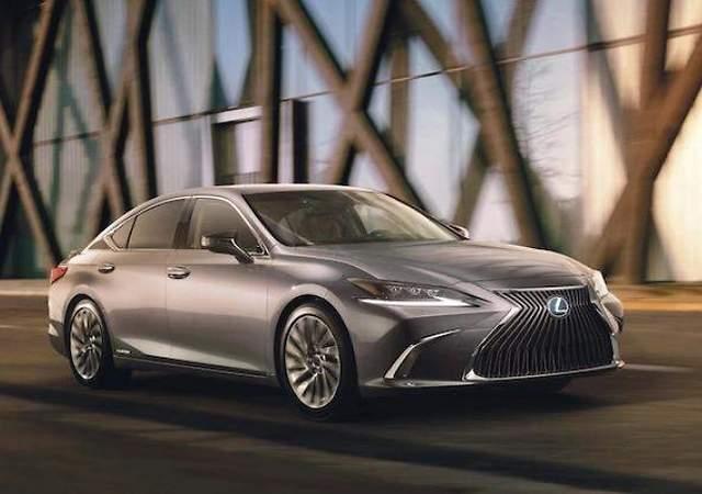 Lexus ES: una nueva berlina premium en la gama europea