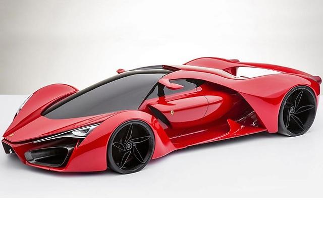 Ferrari F80: los 1.200 CV de su motor híbrido se alían con una aerodinámica estelar para hacer soñar a la firma del cavallino