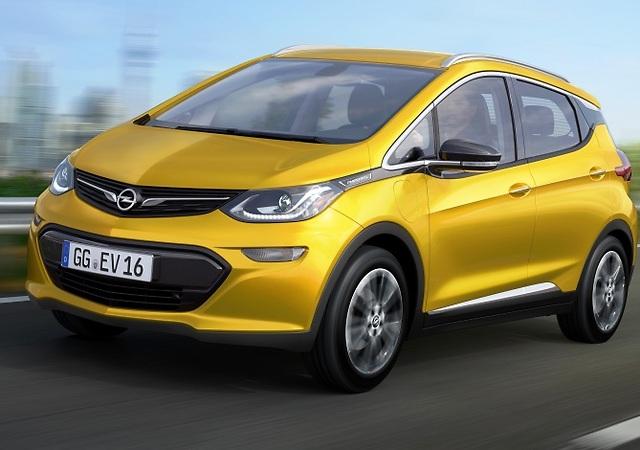 Nuevo Opel Ampera-e: un coche eléctrico práctico y barato