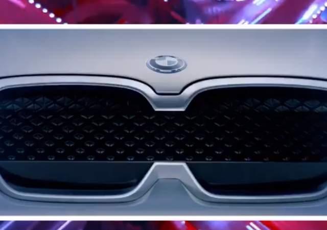 BMW iX3 concept: el primer SUV eléctrico de la marca se deja ver antes de su presentación en Pekín