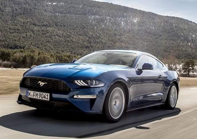 El Ford Mustang sigue reinando: fue el deportivo más vendido del mundo en 2017, por tercer año consecutivo