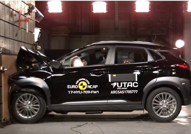 Nuevas pruebas Euro NCAP a 15 modelos: estos son los más seguros
