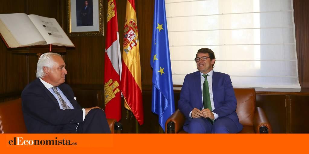 Junta de Castilla y León y Tribunal Superior estudian organizar un Congreso Jurídico Autonómico