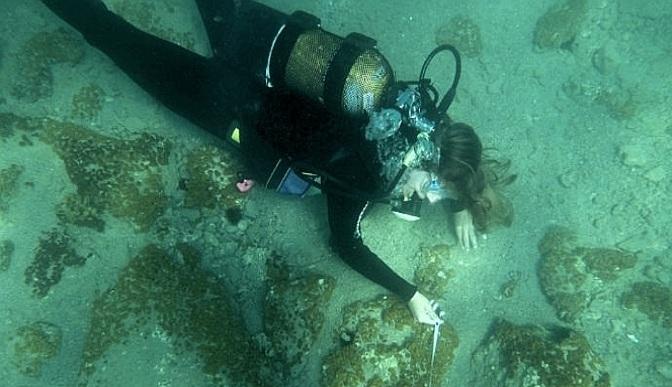 ARQUEOLOGIA: Encuentran una ciudad griega de la Edad de Bronce en el mar Egeo