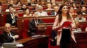 Lorena Roldán se marcha de Cs al PP y critica a Arrimadas por ser sostén de los que dan alas al independentismo
