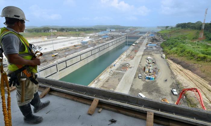 Sacyr no descarta perder dinero con la ampliación del Canal de Panamá