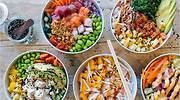Poké, el plato saludableque más crece en cadena en España