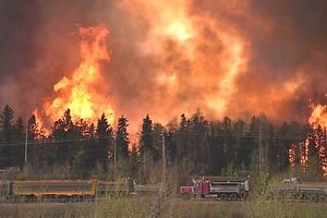 El petróleo sube por este incendio