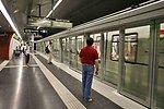 Nueva huelga parcial en el metro de Barcelona