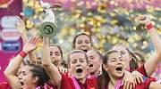 Iberdrola renueva tres años más con la RFEF para potenciar el fútbol femenino