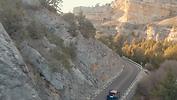 Burgos para los amantes del coche: dos carreteras tranquilas para conocer la provincia más rural