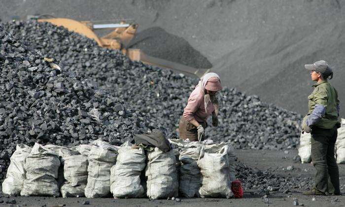 Los beneficios de la mayor productora de carbón de China caen un 28% en el primer trimestre