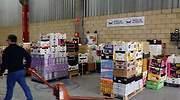 Una iniciativa popular exige que el IVA de los alimentos donados se destine a la misma causa