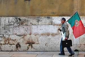 Portugal no será hoy bono basura