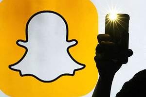 Snapchat, en pleno auge