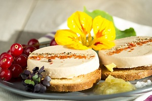 Prohibido el foie gras en Francia