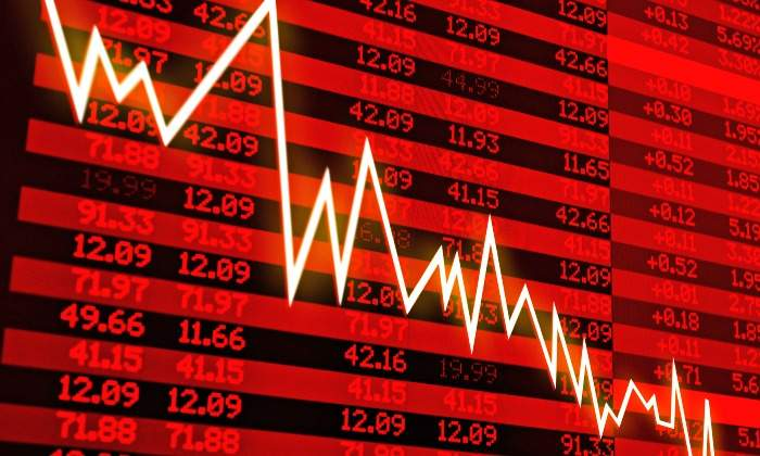 Wall Street cierra a la baja: prueba soportes y borra las ganancias anuales