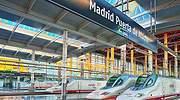 Adif invertirá 1.460 millones en integrar Atocha y Chamartín en una megaestación