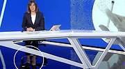 El pedal que Ana Blanco y los presentadores del Telediario de TVE tienen bajo la mesa: qué es y por qué lo presionan