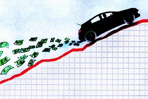 El diésel supera el euro por litro