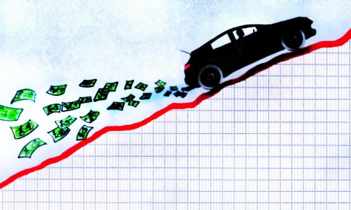 El precio de la gasolina y gasóleo toca máximos anuales  el diésel supera el  euro por litro 28ecf2007ca