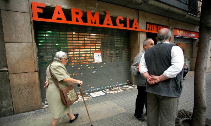 Aumenta la deuda de Cataluña con las farmacias: la Generalitat les debe 207 millones tras un nuevo impago
