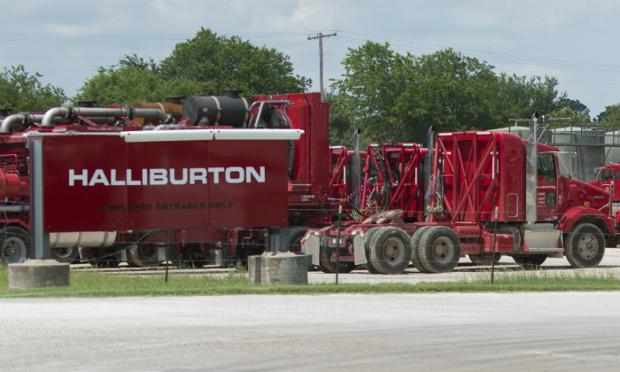 Halliburton cuadruplica sus pérdidas en el primer trimestre, hasta 2.087 millones