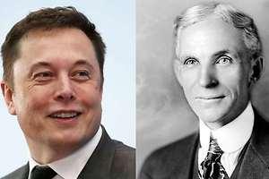 El sueño de Musk: ser Henry Ford