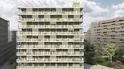 Edificios y casas prefabricadas para alquilar, la solución habitacional de Barcelona para jóvenes y familias