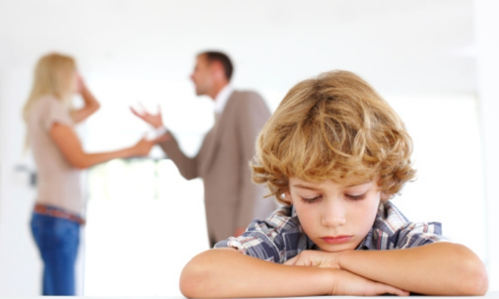parent child relationship and marital roles