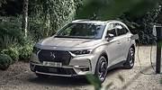 DS 7 Crossback E-TENSE + Michelin Pilot Alpin 5: SUV, enchufable, lujo y 4x4