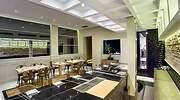 Kappo, cocina purista con concepto de barra japonesa