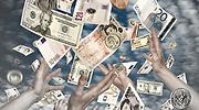 lluvia dinero