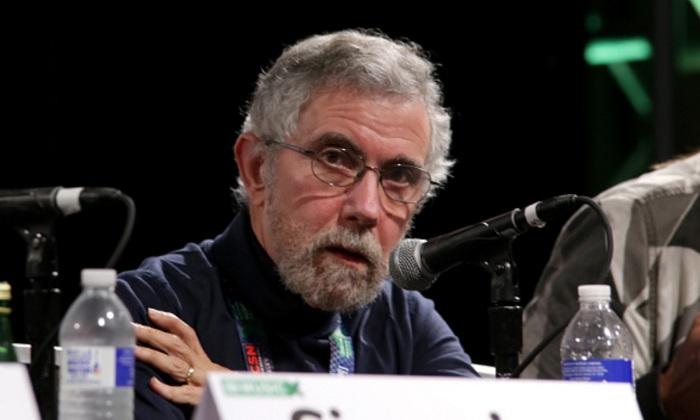 """Paul Krugman: """"Si España hubiese mantenido la peseta su industria sería más fuerte"""""""