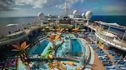 Royal Caribbean ingresa más de lo esperado entre abril y junio mientras los clientes planean los cruceros de 2021