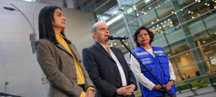 En Colombia no hay casos del nuevo coronavirus, asegura el Minsalud