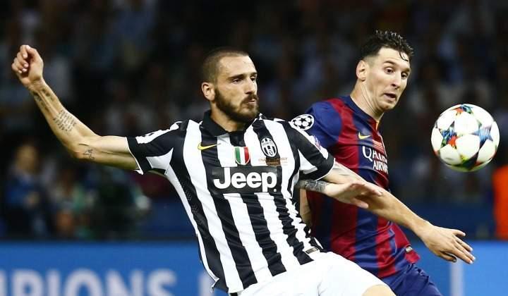Juventus - Barcelona: horario y dónde ver la ida de cuartos de la ...
