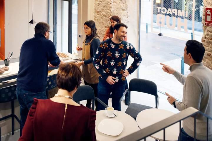 Impact Hub Zaragoza registra más de 1.000 usuarios en 100 días de actividad