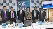 Norbolsa incrementa un 14% el volumen intermediado en 2018, hasta los 3.950 millones