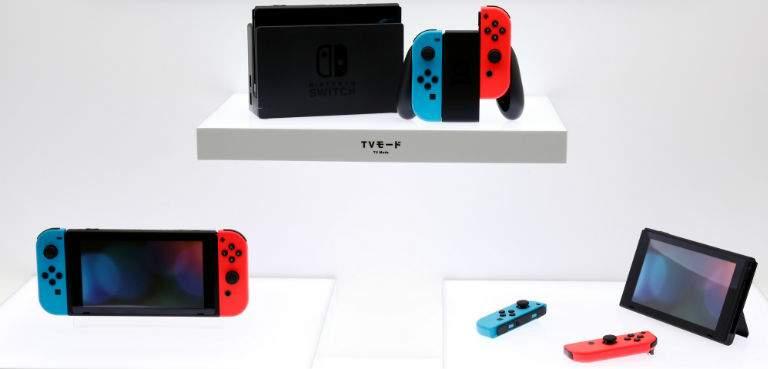 Switch, la nueva consola de Nintendo, saldrá a la venta el 3 de marzo por 330 euros