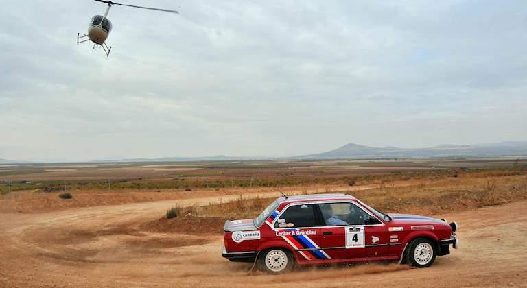 ¡Saca tu coche clásico del garaje! Vuelve Spain Classic Raid