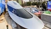 Europa se aleja del sueño asiático de viajar en tren a más de 620 km/hora