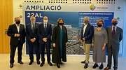 Covestro y Mercabarna crecen en la Zona Franca de Barcelona