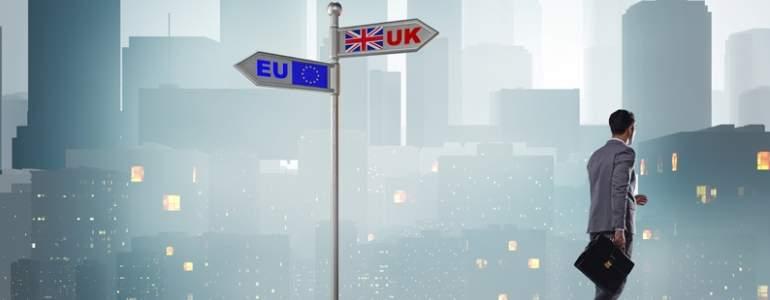 Un tercio de las empresas británicas planea abandonar el país por el Brexit