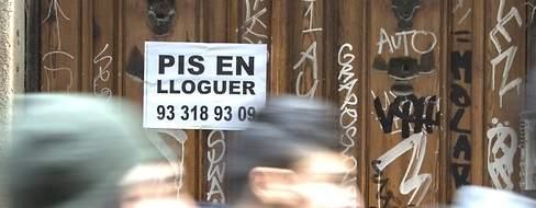 Los barrios de Madrid y Barcelona donde más ha subido el alquiler en 4 años