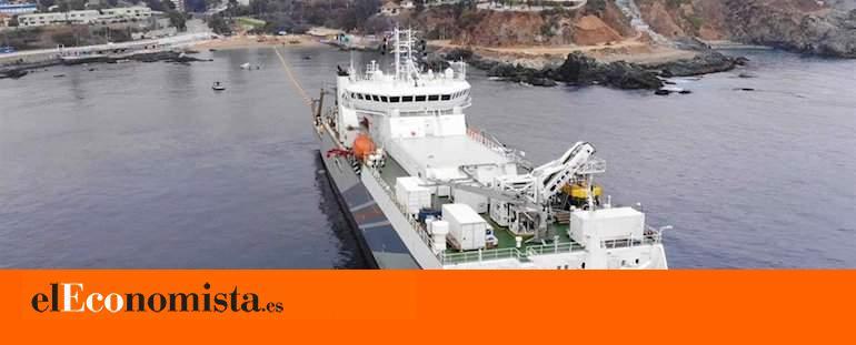 Google desplegará el cable submarino Grace Hopper, que unirá EEUU, Reino Unido y España
