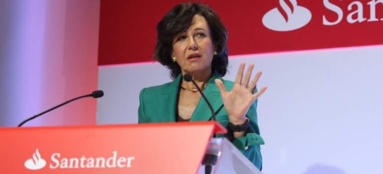 Santander aumentó su capital en un 2019 en el que el negocio latinoamericano compensó al europeo