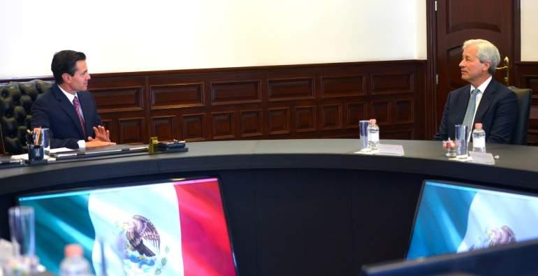 Peña Nieto condena